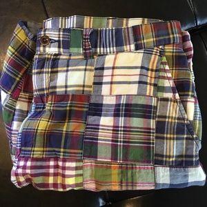 Polo Ralph Lauren 32 Shorts Multi-Color Plaid Men